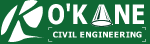 OKane Civil Engineering Logo